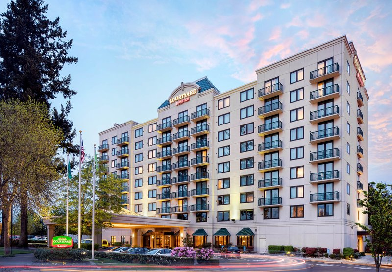COURTYARD FEDERAL WAY MARRIOTT
