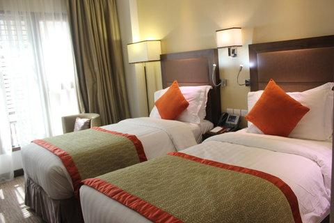 فندق كراون بلازا المدينة - Twin Bed
