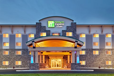 Holiday Inn Express & Suites FAIRBANKS - Holiday Inn Express and Suites Hotel Fairbanks