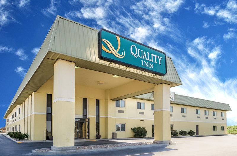 QUALITY INN SOUTH HUTCHINSON
