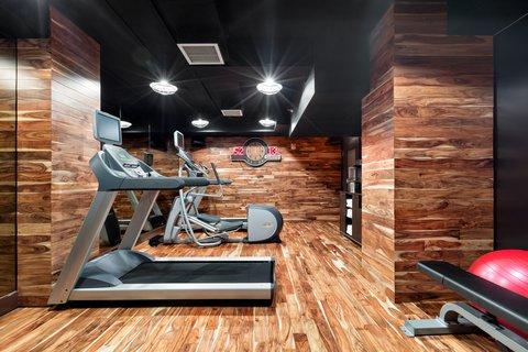 The Jade Hotel Greenwich Village - Walker Hotel Greenwich Village Fitness Center