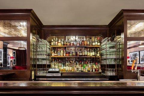 The Jade Hotel Greenwich Village - Walker Hotel Greenwich Village Restaurant   Bar