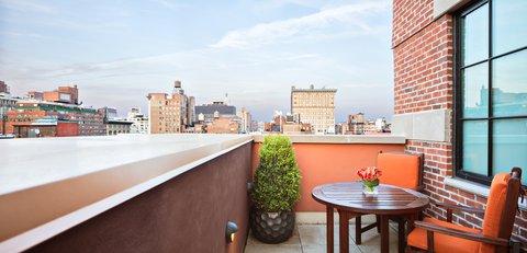 The Jade Hotel Greenwich Village - Walker Hotel Greenwich Village Guestroom
