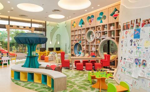 Holiday Inn Resort HAINAN CLEAR WATER BAY - Holiday Inn Resort Hainan ClearWater Bay Kids Club