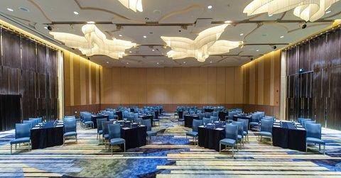 Holiday Inn Resort HAINAN CLEAR WATER BAY - Holiday Inn Resort Hainan ClearWater Bay Ballroom