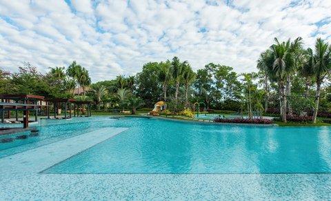Holiday Inn Resort HAINAN CLEAR WATER BAY - Holiday Inn Resort Hainan ClearWater Bay Swimming Pool