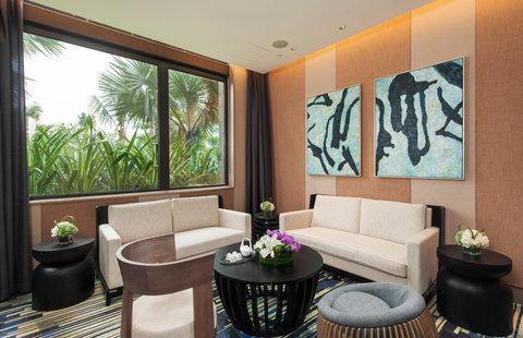 Holiday Inn Resort HAINAN CLEAR WATER BAY - Holiday Inn Resort Hainan ClearWater Bay VIP Room