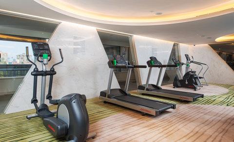 Holiday Inn Resort HAINAN CLEAR WATER BAY - Holiday Inn Resort Hainan ClearWater Bay Fitness Center