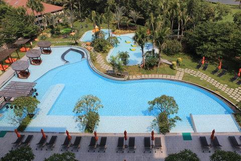 Holiday Inn Resort HAINAN CLEAR WATER BAY - Whirlpool
