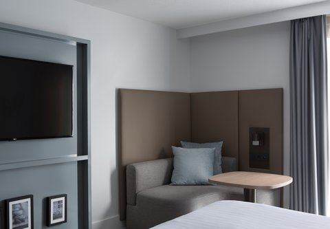 Amsterdam Marriott Hotel - Guest Rooms - Details