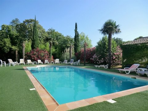 INTER-HOTEL du Parc - Pool