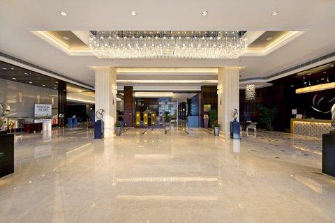 Holiday Inn Beijing Haidian - Hotel Lobby