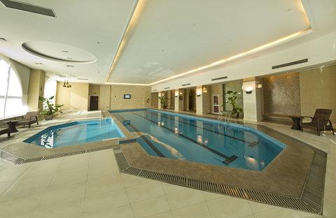 Holiday Inn Beijing Haidian - Swimming Pool