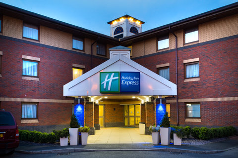 Holiday Inn Express EXETER M5, JCT. 29 - Like great value for money  You ll love our hotel in Exeter