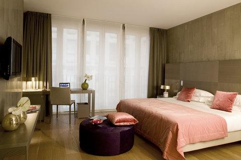 Starhotels Rosa Grand - Executive Guestroom
