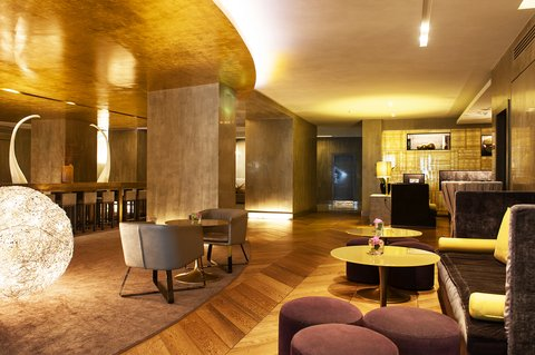Starhotels Rosa Grand - Grand Lounge Bar