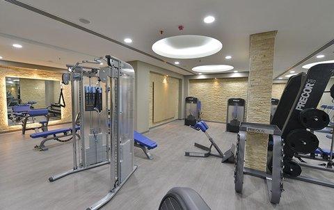 Wettstein Hotel - Gym