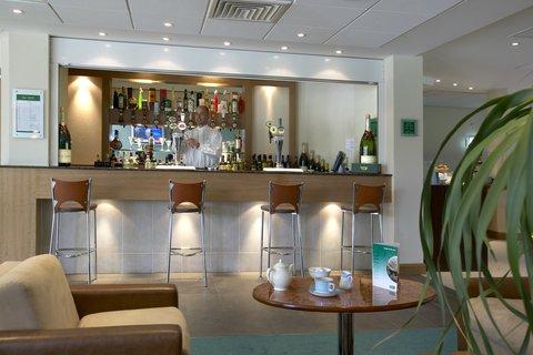 Holiday Inn BRISTOL AIRPORT - Bar and Lounge