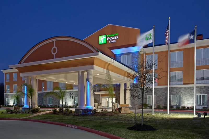 HOLIDAY INN EXP STES CLUTE