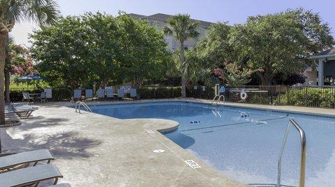 Sleep Inn Charleston - Outoor pool
