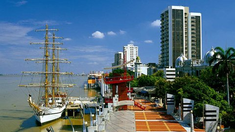 Holiday Inn GUAYAQUIL AIRPORT - Area Attractions
