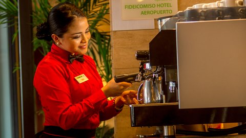 Holiday Inn GUAYAQUIL AIRPORT - Caf