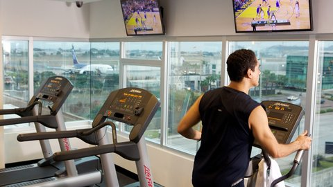 Holiday Inn GUAYAQUIL AIRPORT - Gym