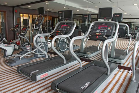 Holiday Inn Beijing Haidian - Fitness Center