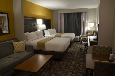 Holiday Inn Express & Suites ALBANY - Double Suite