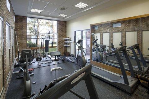 Holiday Inn ANN ARBOR-NEAR THE UNIV. OF MI - Fitness Center