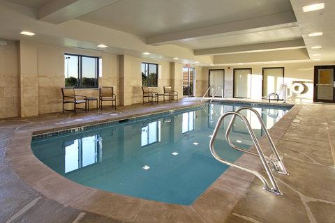 Holiday Inn Express & Suites COLORADO SPRINGS-FIRST & MAIN - Colorado Springs Hotel Indoor Heated Pool