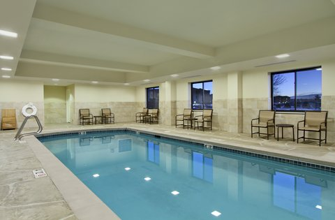Holiday Inn Express & Suites COLORADO SPRINGS-FIRST & MAIN - Enjoy a heated indoor pool at our beautiful Colorado Springs hotel