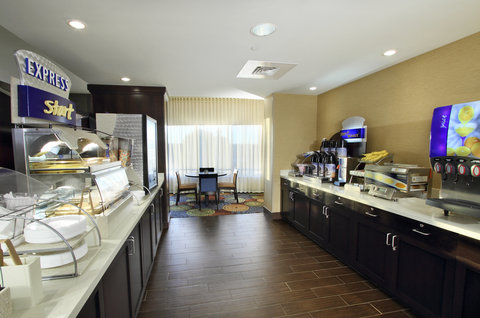 Holiday Inn Express & Suites COLORADO SPRINGS-FIRST & MAIN - Enjoy our free Express Start  Breakfast Bar