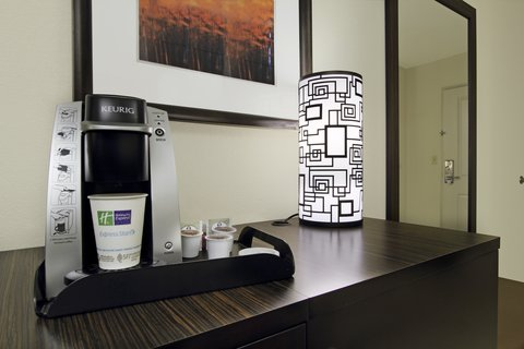 Holiday Inn Express & Suites COLORADO SPRINGS-FIRST & MAIN - Keurig coffee is waiting for you at our Colorado Springs hotel