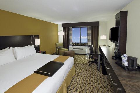 Holiday Inn Express & Suites COLORADO SPRINGS-FIRST & MAIN - Spacious Rooms Colorado Springs Hotel