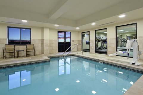 Holiday Inn Express & Suites COLORADO SPRINGS-FIRST & MAIN - Enjoy a heated indoor pool in our beautiful Colorado Springs hotel