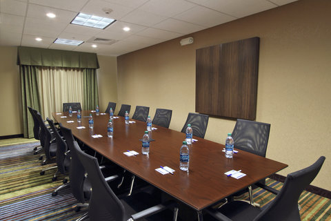 Holiday Inn Express & Suites COLORADO SPRINGS-FIRST & MAIN - Conference Room Colorado Springs Hotel