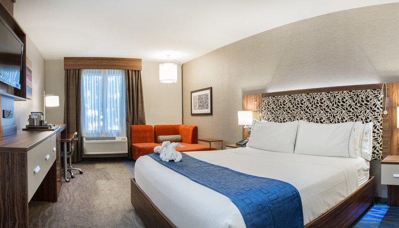 Holiday Inn Express REDWOOD CITY-CENTRAL - Mountain View, CA
