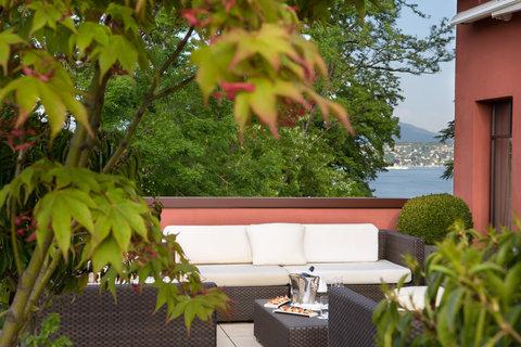 日内瓦香格里拉酒店及温泉 - La Reserve Geneve Suite Terrace