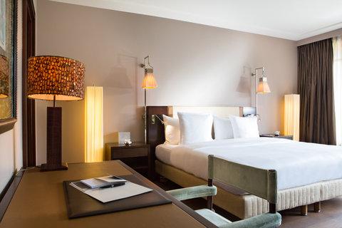 日内瓦香格里拉酒店及温泉 - Deluxe Room