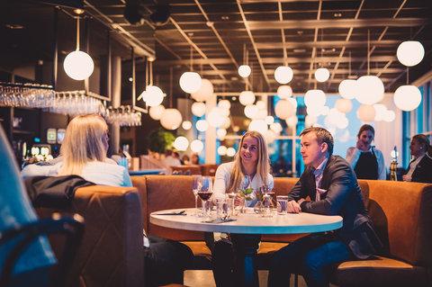 Gothia Towers - Restaurant   Bar Heaven at Gothia Towers
