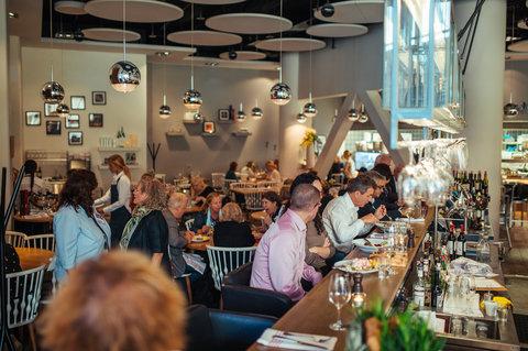 Gothia Towers - Restaurant West Coast at Gothia Towers Gothenburg