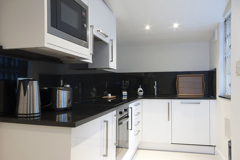 Manson Place - One Bedroom Kitchen