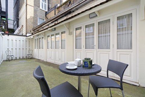 Manson Place - Two Bedroom Patio