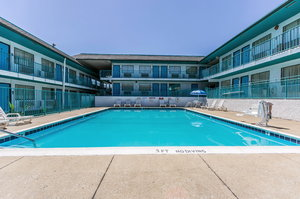 Pool - Rodeway Inn West Trinity Nashville