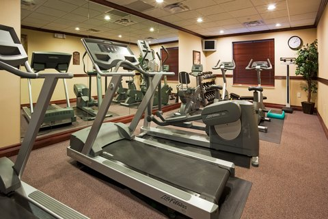 Holiday Inn Express & Suites WAUSAU - Fitness Center