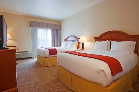 Holiday Inn Express & Suites WAUSAU - Double Bed Guest Room