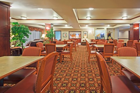 Holiday Inn Express & Suites WAUSAU - Breakfast Area