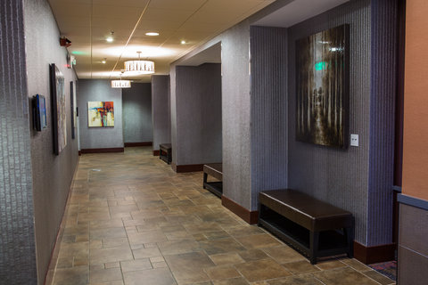 Holiday Inn Des Moines-Downtown-Mercy Campus - Hallway
