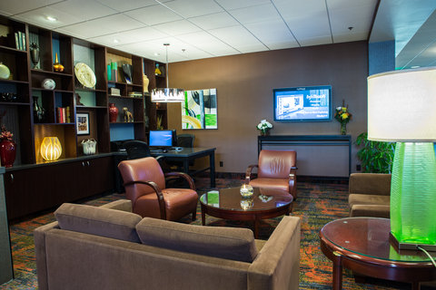 Holiday Inn Des Moines-Downtown-Mercy Campus - Business Center